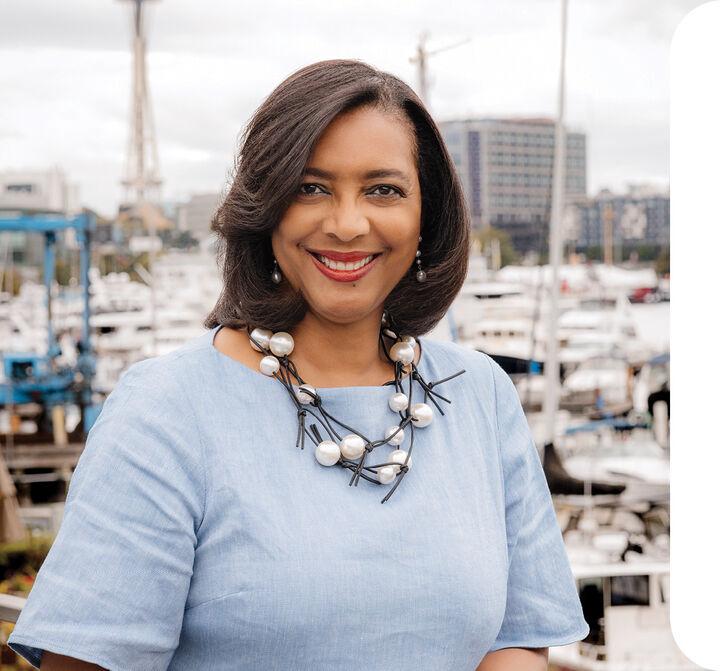 Carmen Gayton, Managing Broker in Seattle, Windermere