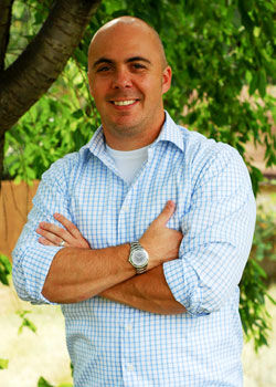 Conor Wowra, Designated Managing Broker in Peoria, Jim Maloof Realtor