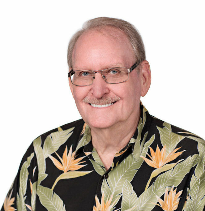 Harry Hersh,  in Kailua-Kona, Windermere